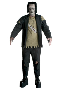 vintage movie monster costume