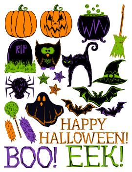 Free Halloween Scrapbooking Printables Costumes Blog