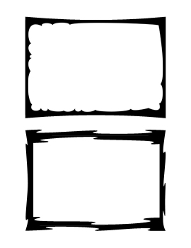 image about Printable Picture Frames 4x6 known as Totally free Halloween Sbooking Printables - Halloween Costumes Blog site