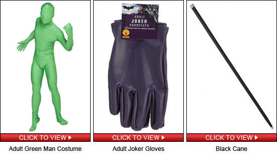 Riddler quick shopping guide