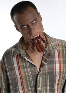 split jaw zombie mask