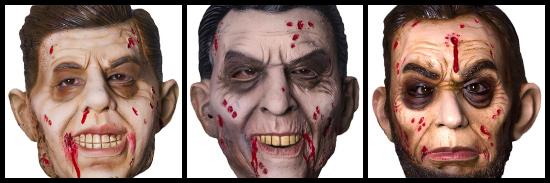 zombie presidents
