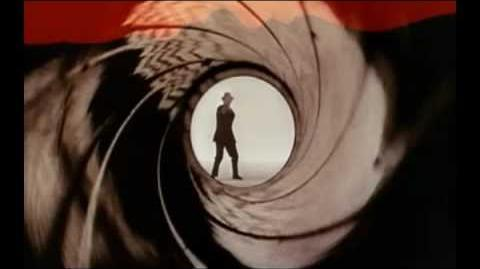 from russia with love title sequence