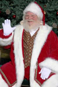 Norr Programs Mall Santa