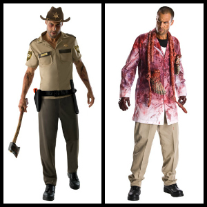 walking dead costumes