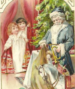 Mizen Santa