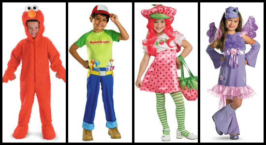 kids tv costumes