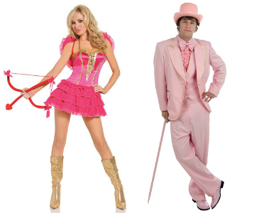 cupid couples costume
