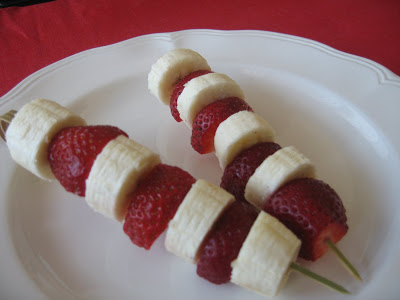 cat in the hat skewers
