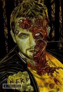 zacchetto zombie portrait giveaway
