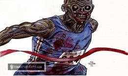 sacchetto zombies