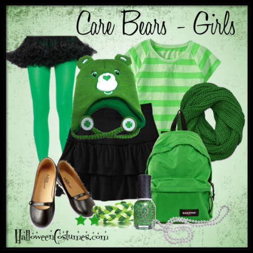 Care Bears fashion inspiration