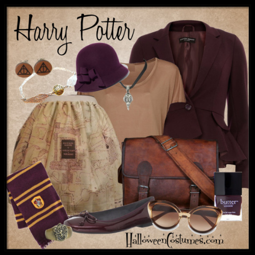 Harry Potter fashion