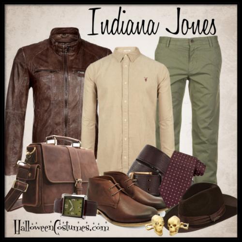 Indiana Jones fashion for men