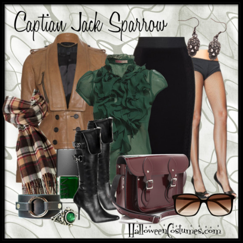 Jack Sparrow fashion ideas