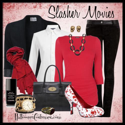 Slasher Movie fan fashion ideas