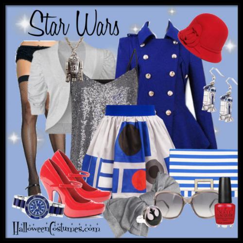 Star Wars fashion ideas