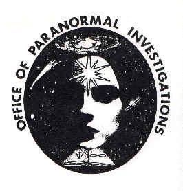 Office of Paranormal Investigations Seal