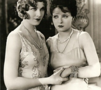 Two 1920s Ladies