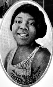 Bessie Smith Album Cover