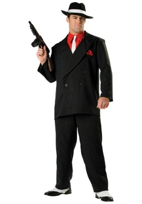 Mafia Gangster Costume