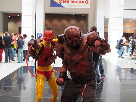 X-Men Villains Cosplay
