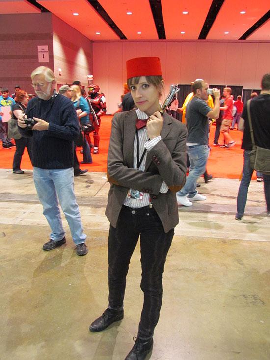 Female Doctor Who Costume C2E2