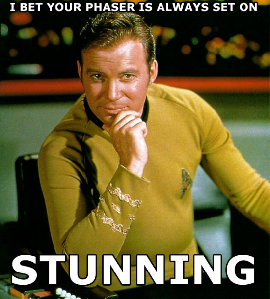 Stunning Kirk Meme