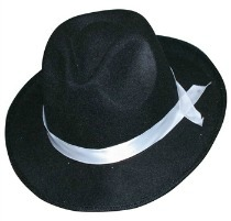 Fedora Gangster Hat