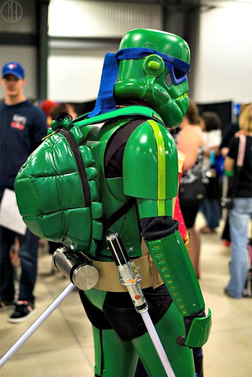Teenage Mutant Ninja Stormtrooper