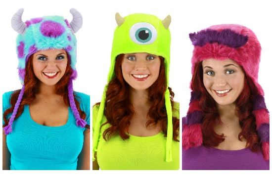 Monsters U Hats