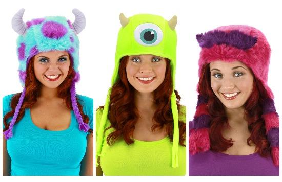 Monsters U Hats