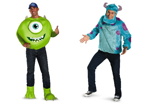 Men's Monsters Inc Costumes