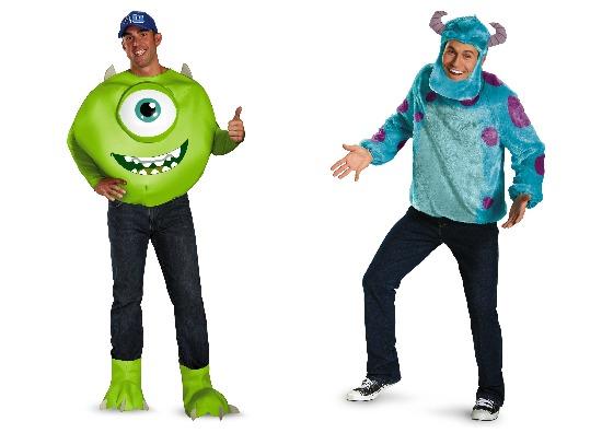 Men's Monsters Inc Costumes