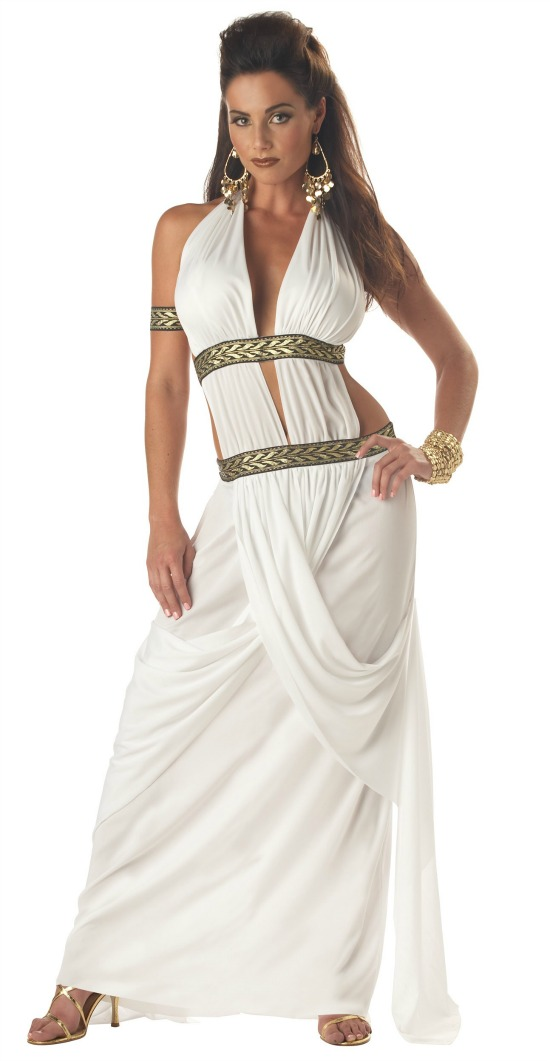 Spartan Queen Dress