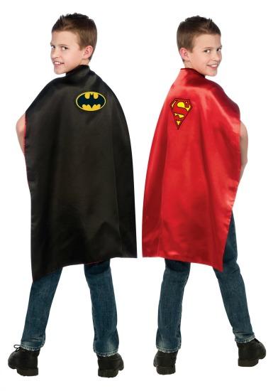 Superman Batman Cape