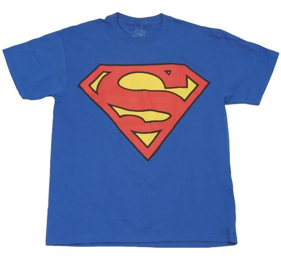 Superman Costume Tee