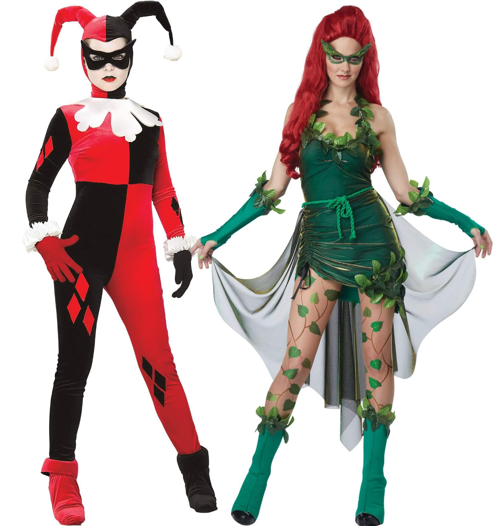 poison-ivy-harley-quinn-bff-costumes