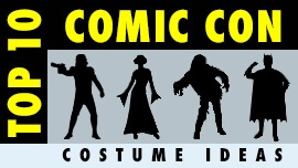 Comic Con Costume Ideas