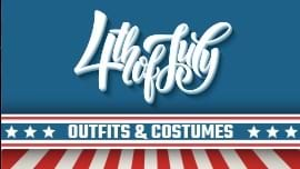 4th of July Outfits and Costumes