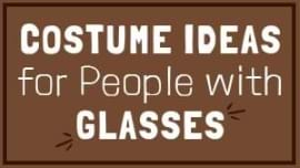 Halloween Costumes for People with Glasses