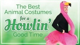 The Best Animal Costumes for a Howlin' Good Time
