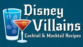 Disney Villains Cocktail & Mocktails Recipes