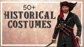 50 Historical Costumes
