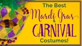 Best Mardi Gras and Carnival Costumes