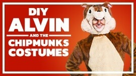 Diy Alvin And The Chipmunks Costumes Halloweencostumes Com Blog