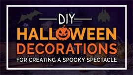 DIY Halloween Decorations for Creating a Spooky Spectacle [Halloween at Home 2020]