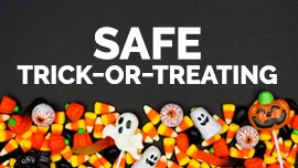 Your Guide to Safe Trick-or-Treating Ideas [How to Halloween 2020]