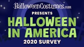 2020 'Halloween in America Survey' Results [Infographic]