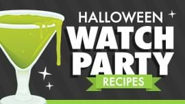 Halloween Watch Party Recipes to Share With Your Skeleton Crew